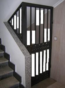 Cierre de escalera